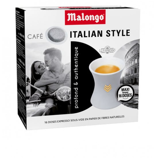Italian Style 16 Pods