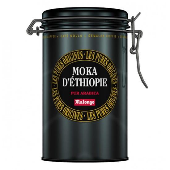 Moka d'Éthiopie 250g gemahlen