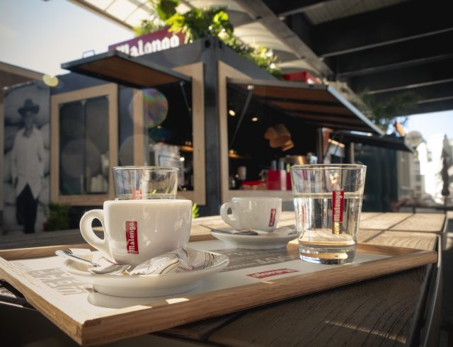 Blog Cafe 5 Kaffeeterrasse